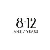 8-12 years