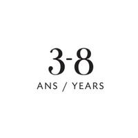 3-8 years