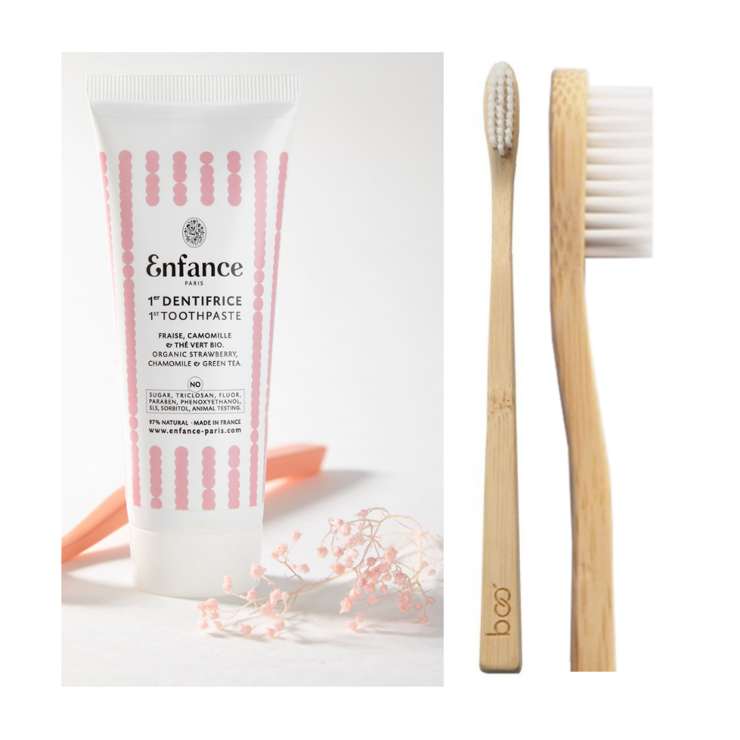 Why choose a bamboo toothbrush?