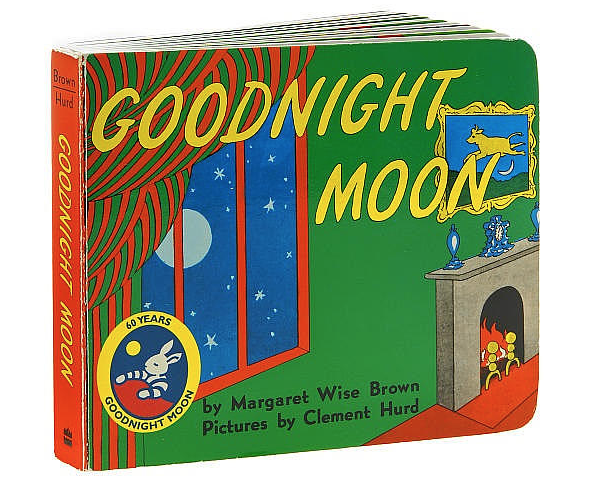"TO READ  ""Goodnight Moon"""