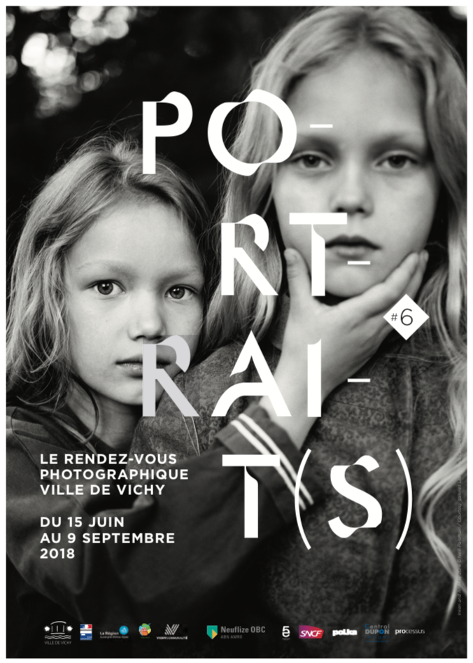 Vichy PORTRAITS, from June 15th to September 9th.